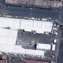 Imgenes y mapas va satlite de Mxico  Vista satelital de Mxico