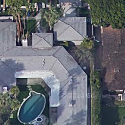 Lena Horne\'s House (former) in Palm Springs, CA (Google Maps)